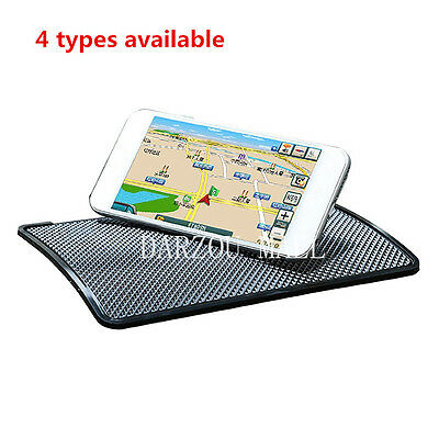 Car Dashboard Magic Sticky Mat Anti Slip Mat Non Slip Pad For Phones MP3 GPS