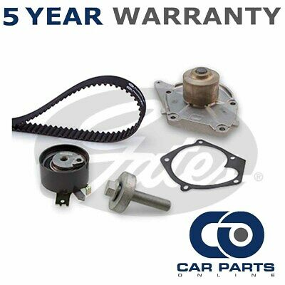 Gates Timing Cam Belt Water Pump Kit For Nissan Almera Micra Note Qashqai Tiida