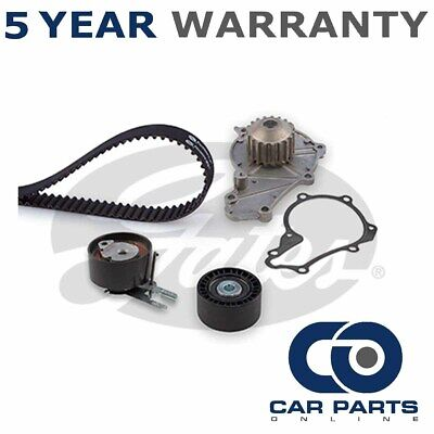 Gates Timing Cam Belt Water Pump Kit For Citroen Berlingo C2 C3 C4  C5 Xsara