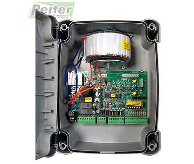 Nice MINDY A824 control board with box for Nice PLUTO, MOBY or METRO motors