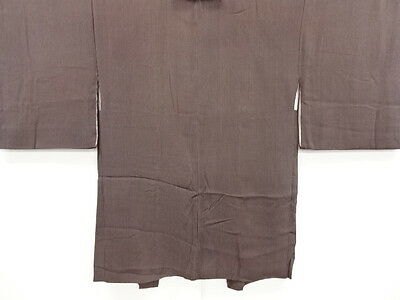 Vintage Japanese Kimono Antique Haori With Stripes, Craft Material, Japan
