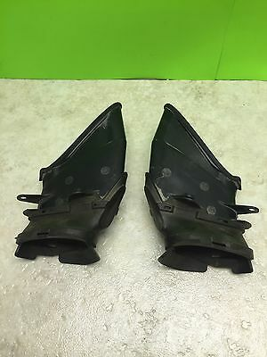 2007 2008 07 08 YAMAHA YZF R1 YZFR1 OEM Ram Air Intake Duct Tube LEFT & RIGHT A1