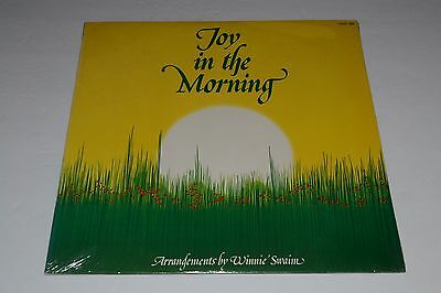 Joy in the Morning~Winnie Swaim~Ed Stewart~Singing Patriots~Good Life~NEW/SEALED