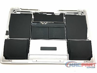 """Early 2015 12"""" SPACE GRAY MacBook Retina A1534, Bottom Case Battery  """"A"""