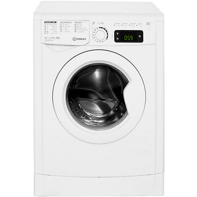 Indesit EWE91482W My Time A++ 9Kg 1400 Spin Washing Machine White New from AO