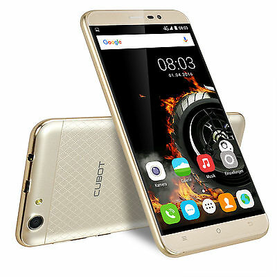 4G CUBOT Dinosaur Handy5.5 Zoll Android6.0 Quad Core 1.3GHz 16GB+3GB Smartphone&