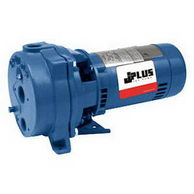 Goulds J7 Xylem J+ Convertible Jet Pump, 115/230 volt, 3/4 hp