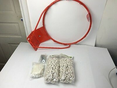 Bison Basketball Rim Replacement w/5 nets