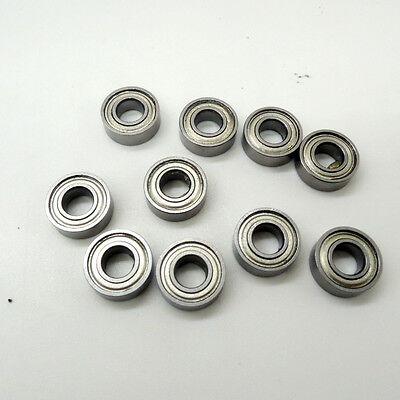 10pcs/lot MR148ZZ 8X14X4mm miniature deep groove Ball Bearings MR148 L-1480ZZ