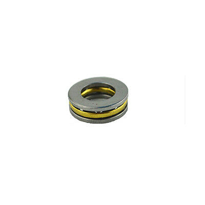 10pcs/lot F12-23M Axial Ball Thrust Bearing 12mm x 23mm x 7.5mm