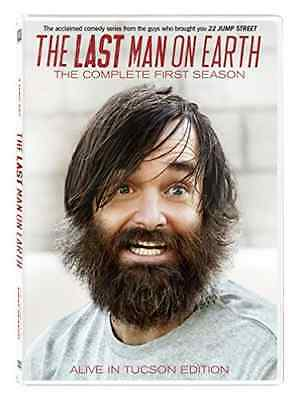 Last Man On Earth: Season 1...-Last Man On Earth: Season 1  (Us Import)  Dvd New