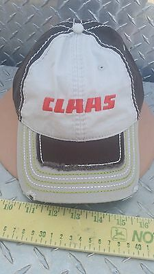 CLAAS FARM EQUIP 5 COLOR MESH Trucker Hat Cap BRAND NEW LICENSED CAT AGCO