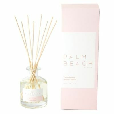 NEW Palm Beach Collection Reed Diffuser, Vintage Gardenia