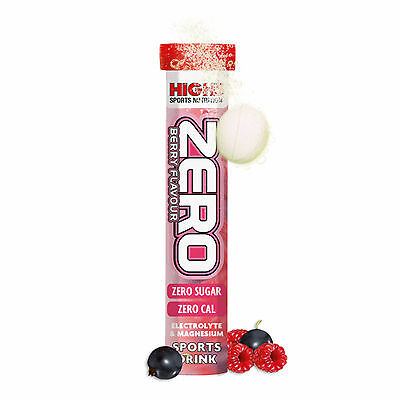 HIGH5 Zero tubes 80 or 160 tablets Hydration Drink Tablet FREE DELIVERY