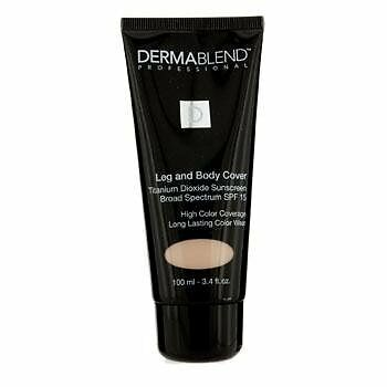 Dermablend Leg and Body Cover Make-Up SPF 15, Light, 3.4 Ounce