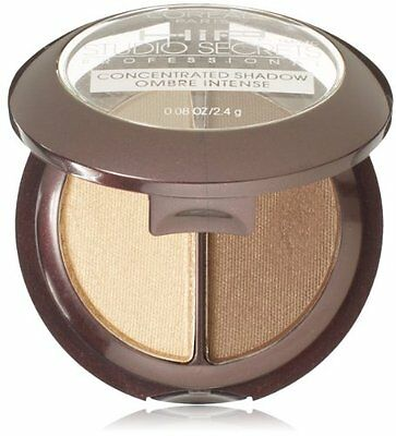 L'Oreal Paris HiP high intensity pigments Concentrated Eye Shadow Duos, Dynamic,