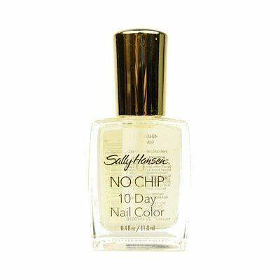 Sally Hansen No Chip 10 Day Nail Color Clear