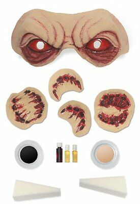 Infected Zombie Kit Costume Makeup