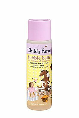 Childs Farm Clean/ Calm and Collected Bubble Bath for Sweet Dreams