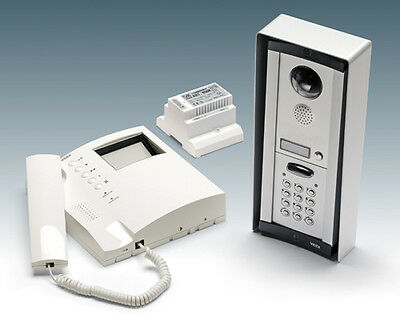 Videx Mono Video Intercom With Keypad (Model VKC8KS)