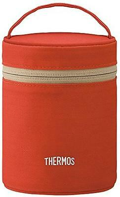 Thermos food container pouch Red REB-002 R JAPAN