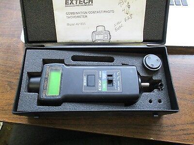 Extech Instruments Photo/contact Tachometer 461895