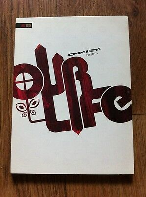 Skateboard Video dvd OUR LIFE - Limited Edition - Oakley 2006