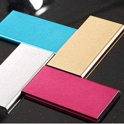 20000mAh Ultrathin Portable External Battery Charger Power Bank for Phones XGH