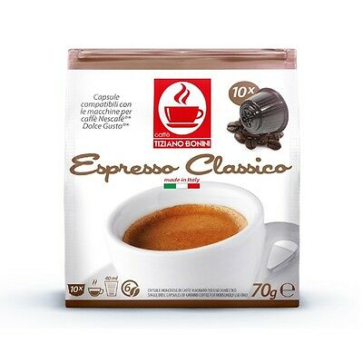 Dolce Gusto Compatible Coffee Capsules Pods!various Coffee Flavors Your Choice!