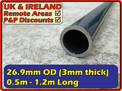 """Mild Steel Round Tube (pipe, iron, pole)