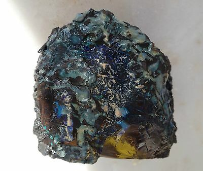 260g Boulder opal mineral specimen collection lapidary cabochons - lot TB254