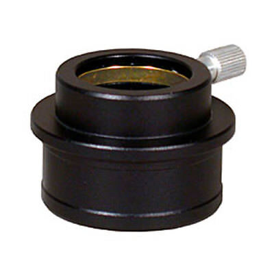 "Tele Vue 2"" to 1.25"" Eyepiece Adapter - High Hat with Black Satin Finish # ASF-8"