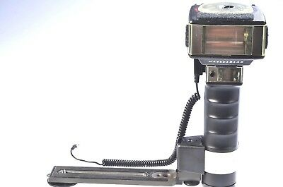 Hasselblad 4504 Metz 45 Cl-4 Proflash. Aa Holder, Bracket/sync Cord. Vg Condit.