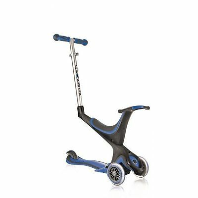 Globber Scooter 5 in 1 My Free Kids Blue