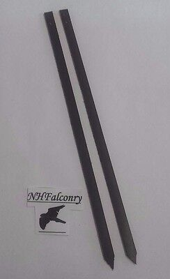 Falconry Permanent Genuine Leather Flying Straps all sizes available
