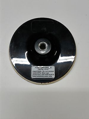 Hook  Loop Backing Pad - Porter cable  7""