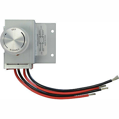 TPI Built In Thermostat Kit Double Pole