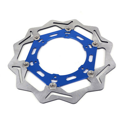 270mm Front Floating Brake Disc Rotor For Yamaha WR250F YZ250F YZ450F WR450F