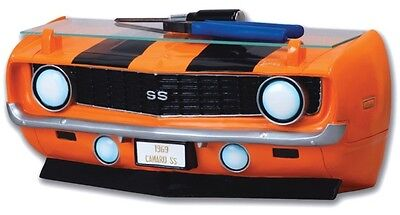 GM Chevrolet 1969 Chevy Camaro Ss Front End Wall Shelf Man Cave Decor Furniture