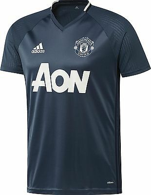 2016 Mens Manchester United Training Jersey S-2XL