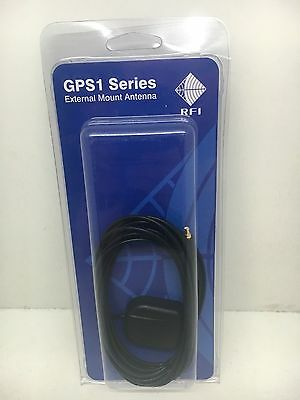 Globe Roamer RFI GPS1 External Mount Antenna with MCX Termination