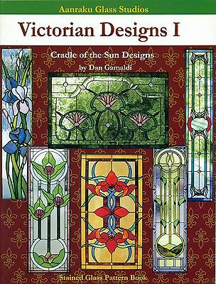 Aanraku Victorian Designs 1 Stained Glass Book, Books