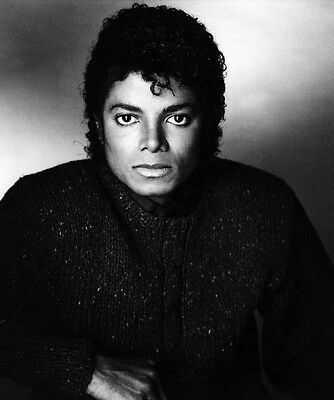 Michael Jackson UNSIGNED photo - E1003 - The King of Pop