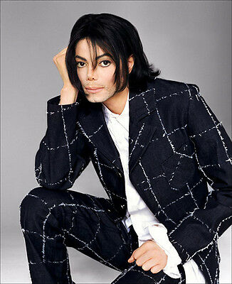 Michael Jackson UNSIGNED photo - E1030 - The King of Pop