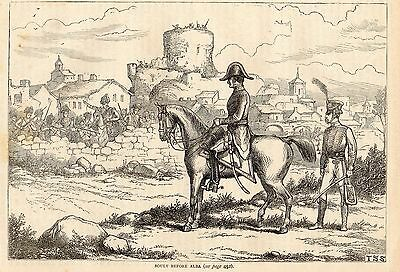 Military History,peninsular War,battle Of Alba,marshal Soult1809