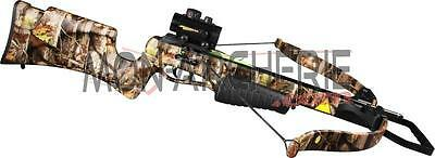 Arbalète Jandao classique CHASE WIND 150lbs camo ZFXL