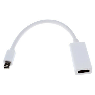 Mini Display Port DP To HDMI Adapter Cable For Mac Macbook Pro Air AD