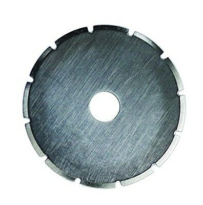 Excel 2-Piece Skip Type Rotary Blade, 2.5cm. Brand New