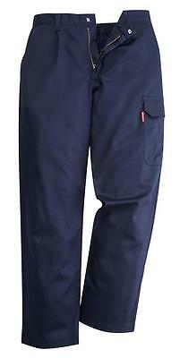 Portwest Bizweld BZ31 Flame Retardant Welders Welding Cargo Work Wear Trousers