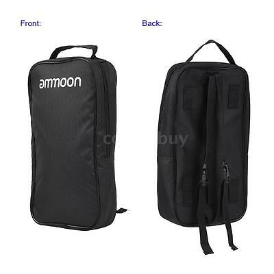 ammoon DB-1 Mini Guitar Pedal Board with Carrying Bag Tapes W5H8